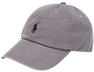3d5e895c Polo Ralph Lauren Grey Hats For Men - ShopStyle UK