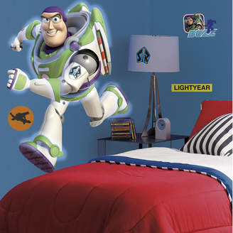 story. Room Mates Toy Buzz Giant Wall Decal