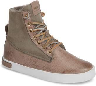 Blackstone QL46 Genuine Shearling Lined Sneaker Boot