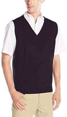 Classroom Uniforms Classroom Men's Adult Unisex V-Neck Sweater Vest