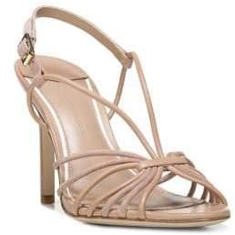Diane von Furstenberg Milena Suede Slingback Sandals