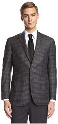 Franklin Tailored Men's Small Check Sportcoat