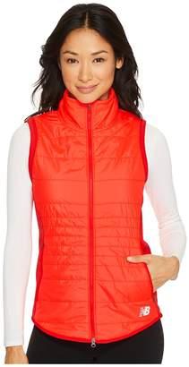 New Balance NB Heat Hybrid Vest Women's Vest
