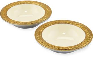 Marigold Artisans Braid Nut Bowls, Set of 2