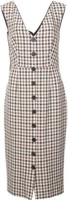 Veronica Beard buttoned dress