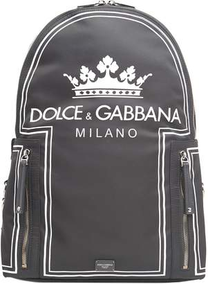 Dolce & Gabbana 'vulcano' Backpack