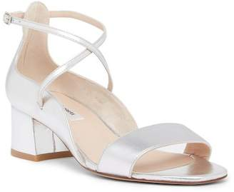 LK Bennett Dina Block Heel Sandal