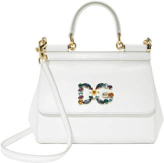 Dolce & Gabbana Sicily Small Shoulder Bag