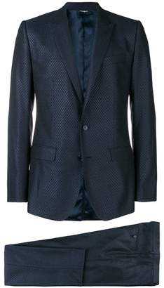 Dolce & Gabbana two piece tailored suit