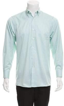 MICHAEL Michael Kors Plaid Button-Up Shirt