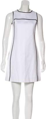 Reed Krakoff Sleeveless Mini Dress