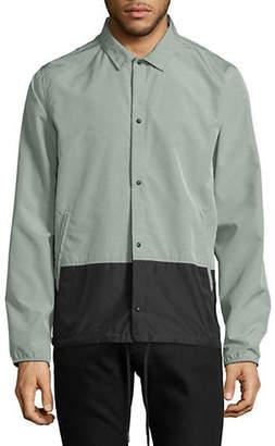 Herschel Voyage Packable Coach Jacket