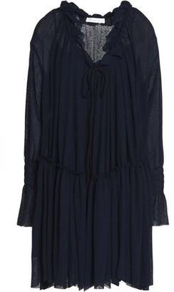 See by Chloe Gauze Mini Dress