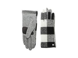 Echo Buffalo Plaid Gloves