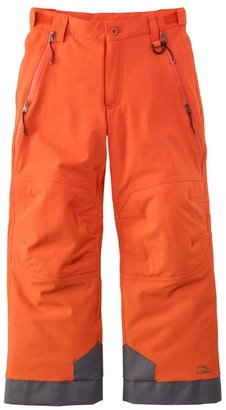 L.L. Bean L.L.Bean Kids' Waterproof Patroller Ski Pants