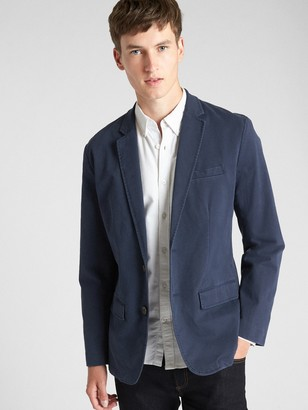 Gap Casual Classic Blazer in Stretch