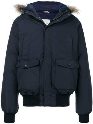 Pyrenex padded parka coat