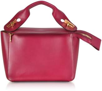 Sophie Hulme Soft Leather Bolt Shoulder Bag