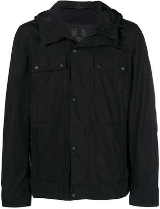Belstaff zipped hooded jacket