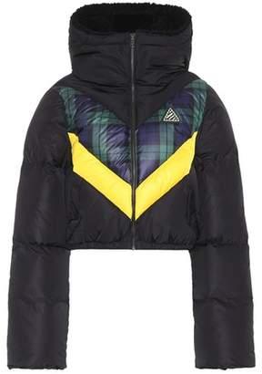 Rihanna Fenty by Cropped down jacket