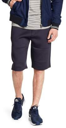 Tailored Recreation Premium Zipper Pocket Solid Shorts
