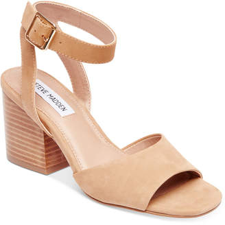 Steve Madden Women's Devlin Platform Dress Sandals