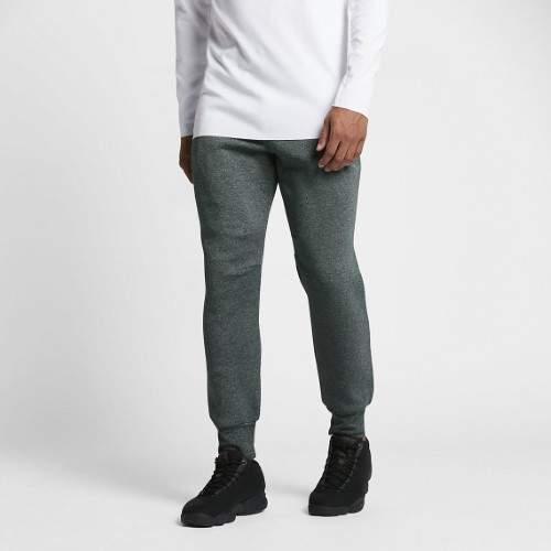 Jordan Icon Fleece Cuffed Men's Sweatpants 809472-327