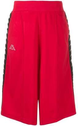 Kappa wide leg shorts