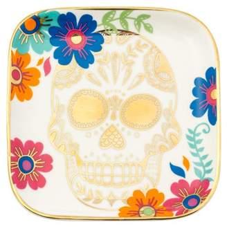 Karma Large Trinket Tray, Skull