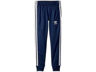 adidas Kids Superstar Pants (Little Kids/Big Kids)