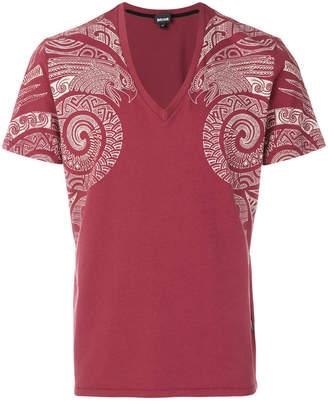 Just Cavalli v-neck T-shirt