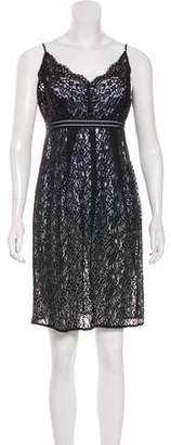 Stella McCartney Lace Sleeveless Nightgown