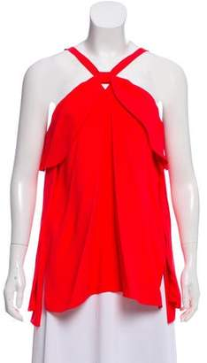 Proenza Schouler Off-The-Shoulder Long Sleeve Top w/ Tags