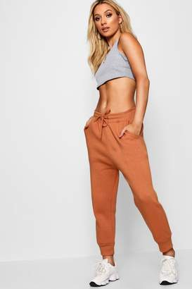boohoo Cropped Basic Jogger