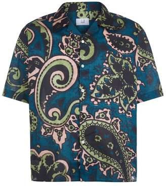 Dunhill Paisley Printed Shirt