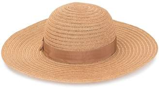 Borsalino wide-brim hat