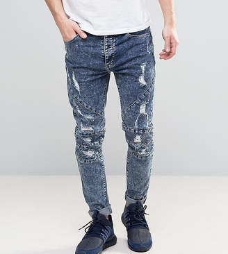 Cayler & Sons Jeans With Extreme Rips In Reg Fit
