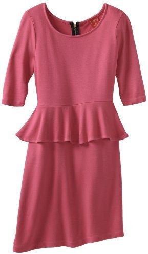 Ella Moss Girls 7-16 Audrey Dress