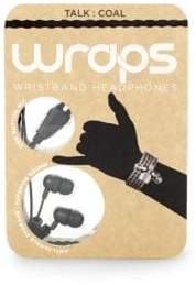 Wraps Talk Series Wristband Headphones