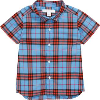 Burberry Clarkey Plaid Woven Shirt