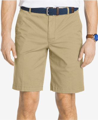 IZOD Men's Saltwater Stretch Chino Shorts $55 thestylecure.com
