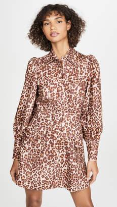 Zimmermann Resistance Safari Linen Shirtdress