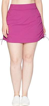 Columbia Women's Plus Size Anytime Casual Short