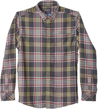 Kavu Huck Shirt - Men's