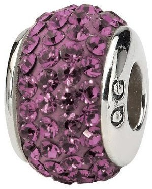 Swarovski Prerogatives Sterling Crystal Birthstone Bead