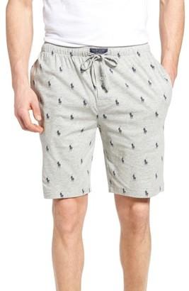 Men's Polo Ralph Lauren Cotton Sleep Shorts $32 thestylecure.com