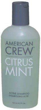 American Crew Citrus Mint Active Shampoo 123.90 ml Hair Care