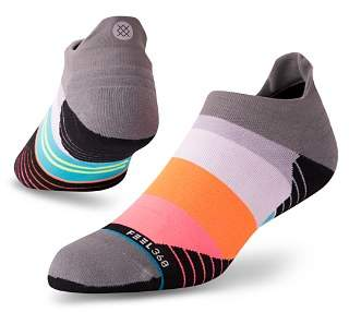 Stance Bayshore Mis-Matched Tab Ankle Socks