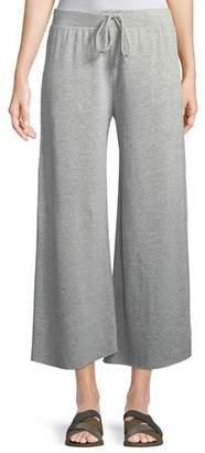 Velvet Avalyn Fleece Wide-Leg Pants