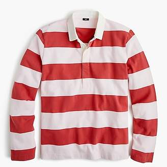 J.Crew Women's 1984 rugby shirt in stripe